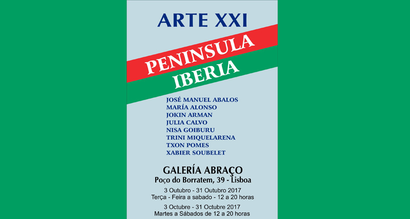 Crítica de la Comisaria de la Exposición Península Ibérica